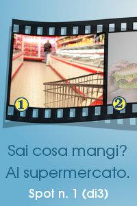 Copertina del video: Sai cosa mangi? Al supermercato.