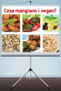 Copertina del video: Cosa mangiano i vegan