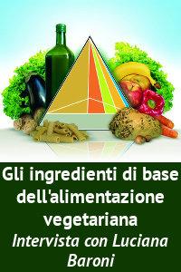 Copertina del video: Gli ingredienti di base dell'alimentazione vegetariana