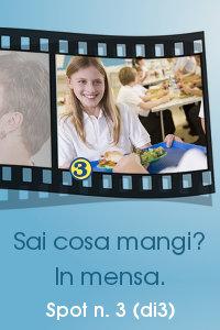 Copertina del video: Sai cosa mangi? In mensa.