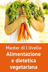 Copertina del video: Presentazione Master in Alimentazione e Dietetica Vegetariana