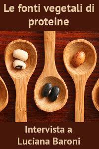 Copertina del video: Le fonti vegetali di proteine